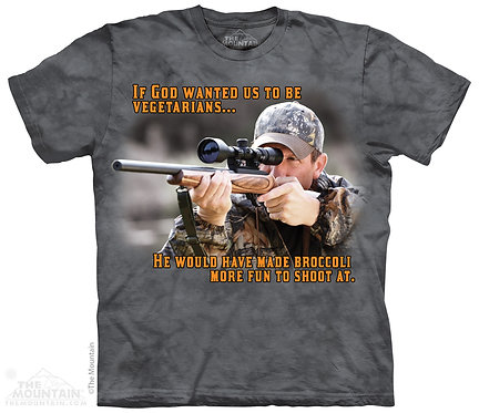 Broccoli Outdoor T-Shirt