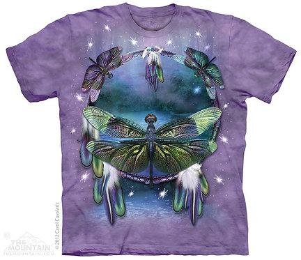 Dragonfly Dreamcatcher T-Shirt