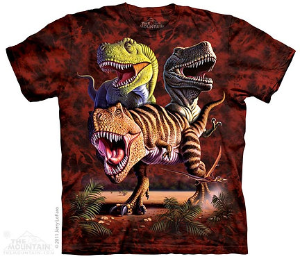 Kids Rex Collage T-Shirt