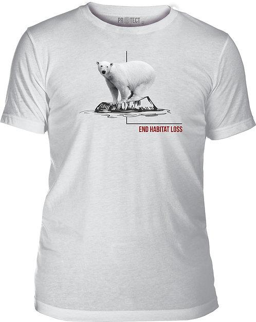 Habitat Polar Bear White