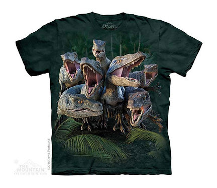 Raptor Gang Kids T-Shirt