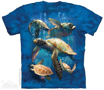 Sea Turtle Family T-Shirt