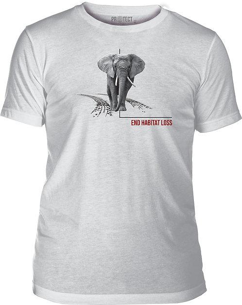 Habitat Elephant White