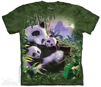 Panda Cuddles T-Shirt