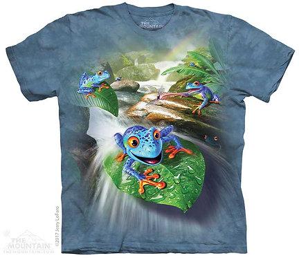 Kids Frog Capades T-Shirt