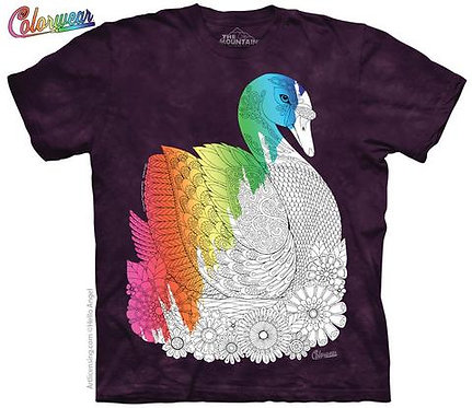 Animals 26 by Hello Angel Colorwear T-Shirt