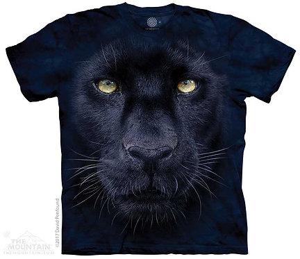 Kids Panther Gaze T-Shirt