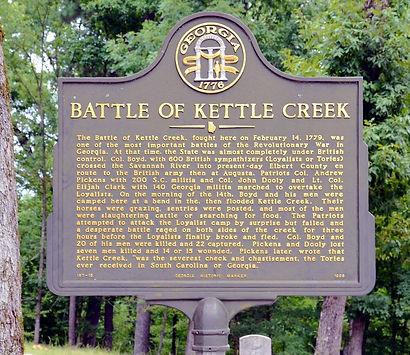 Battle-of-Kettle-Creek-Marker-David-Seib