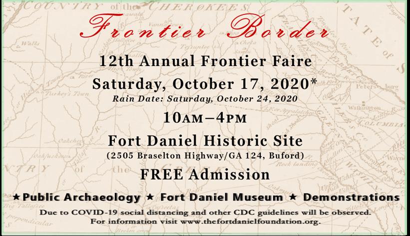 Fort Daniel Frontier Faire