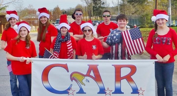 Christmas Parade - Madison
