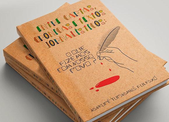 Livro: Entre Cartas, Crônicas e Textos Jornalísticos