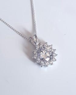 Pretty Cubic Zirconia Jewellery