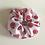 Thumbnail: Handmade scrunchie cotton lady bird print