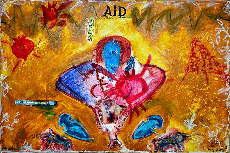 SOLD-AID-Art is Dead  Sold