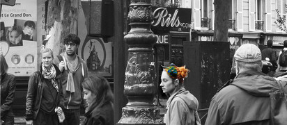 Paris-Pigalles