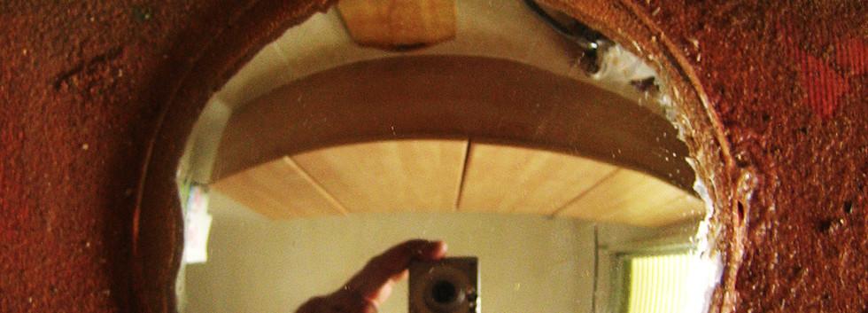 Mirror in  Painting Light Pimp Capsule - Fusion