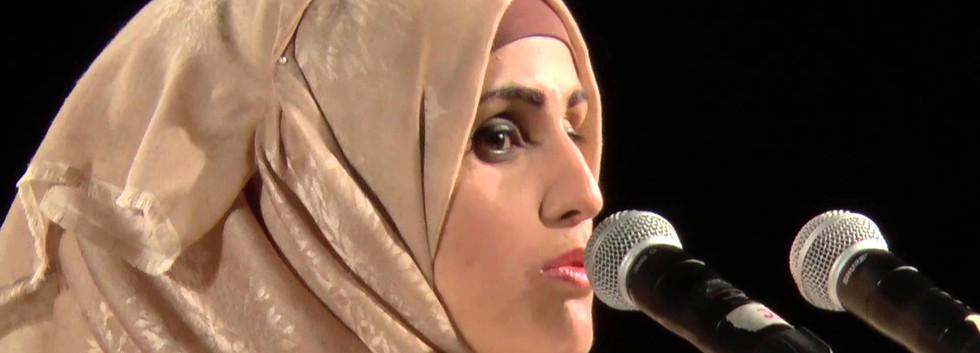 טקס יום הזיכרון הישראלי-פלסטיני