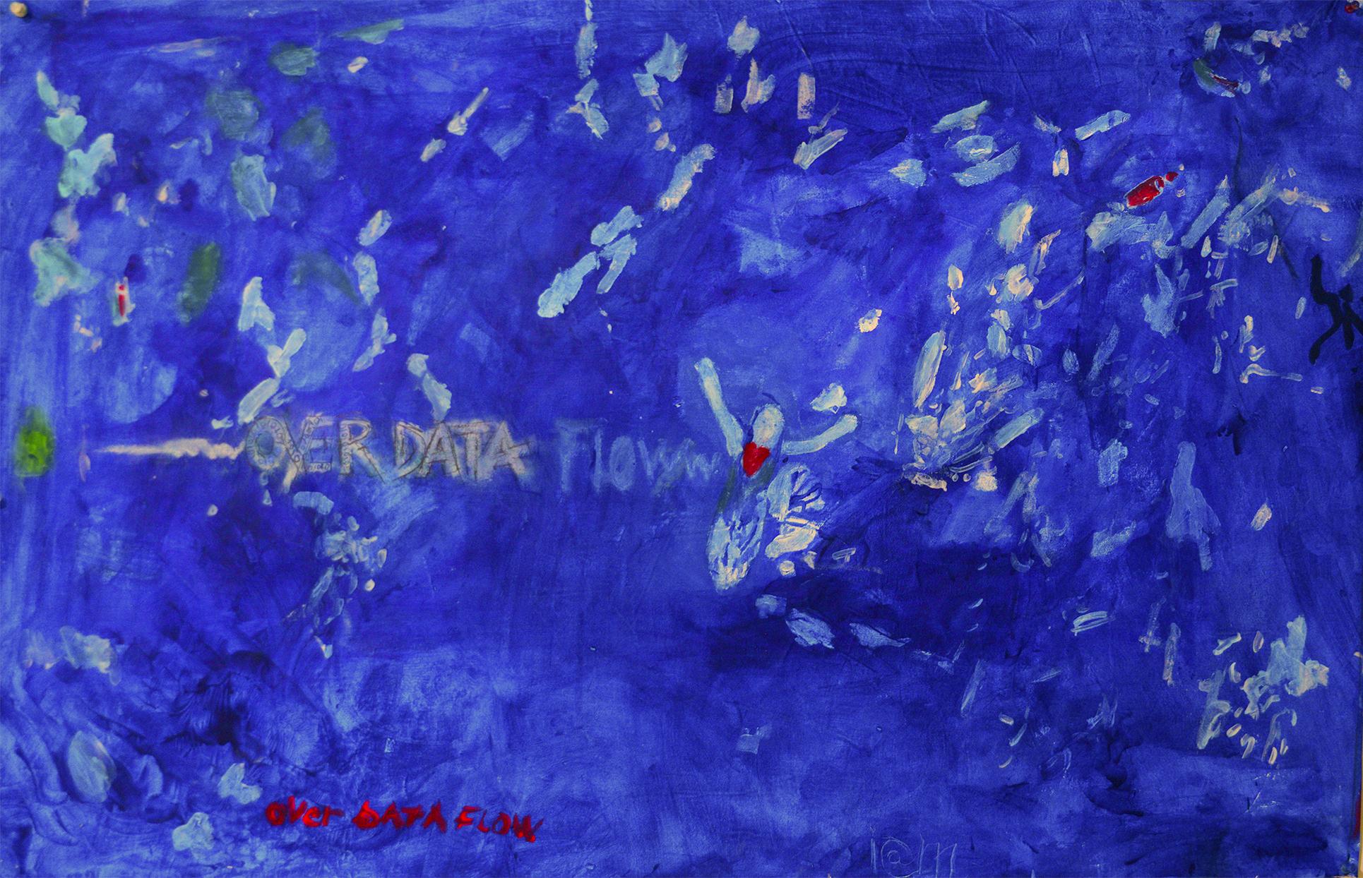 Over-Flow-Data Blue