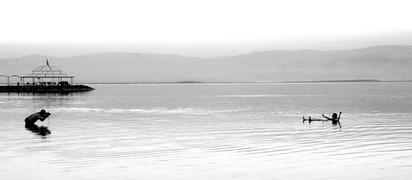 Dead Sea ים המלח - צופה הצופה
