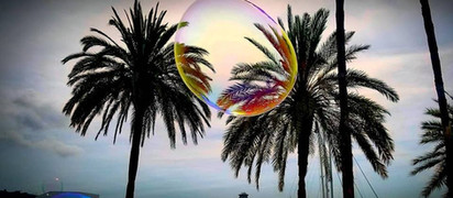Barcelona Bubble