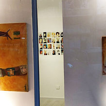 ND Gallery exhibition.