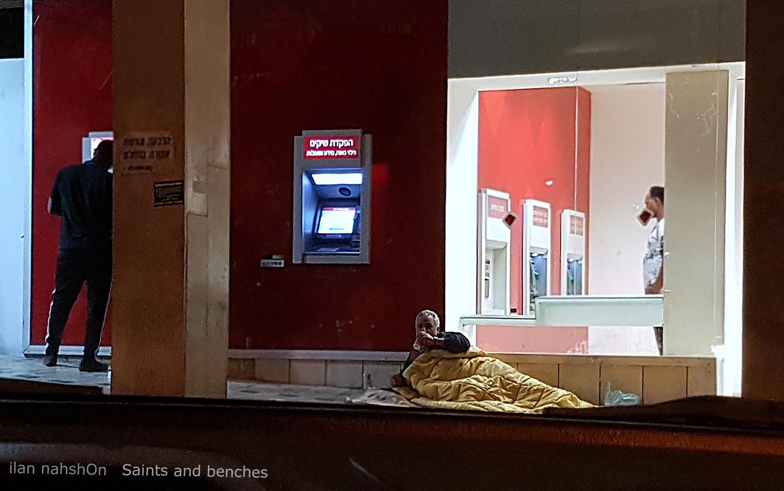 Israel Saint and Bank