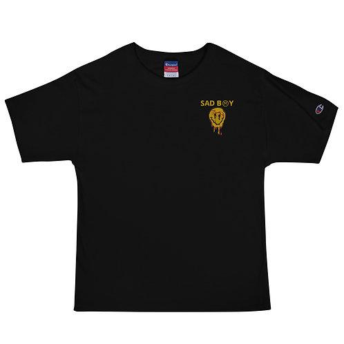SAD B☹Y (☹ EDITION) Men's Champion T-Shirt