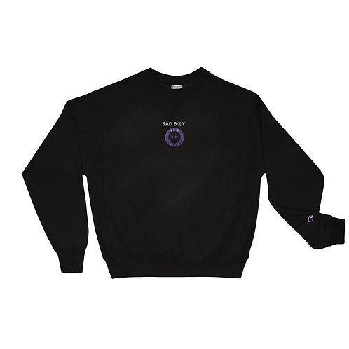 SAD B☹Y (GHOST EDITION) Champion Sweatshirt