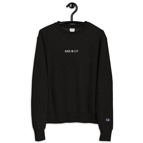 SAD B☹Y Champion Sweatshirt