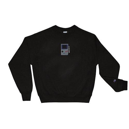 SAD B☹Y (GAME B☹Y EDITION) Champion Sweatshirt