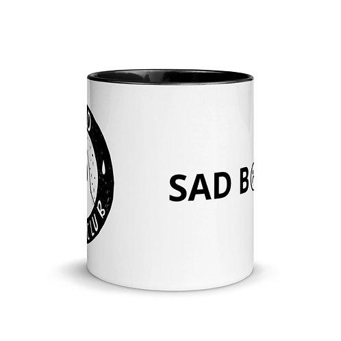 SAD B☹Y (GHOST EDITION) Mug with Color Inside