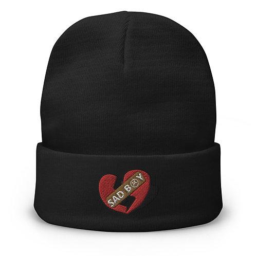 SAD B☹Y (VIP) Embroidered Beanie