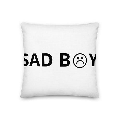 SAD B☹Y Premium Pillow