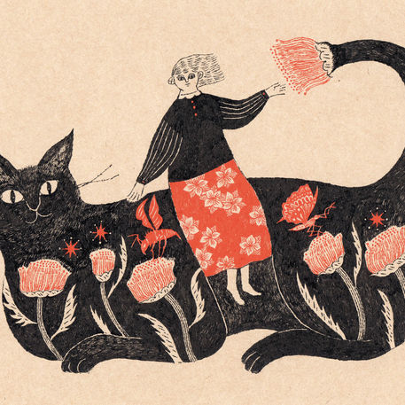 ねこのきまぐれ Whimsy of a Cat