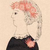 花の横顔 Flower Profile