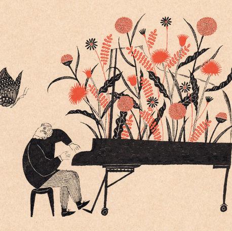 春のピア二スト Pianist of Spring