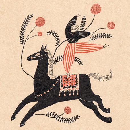 俊足の馬 Swift Horse