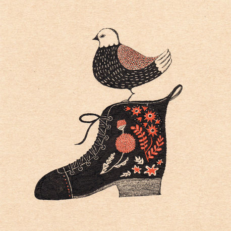 Boot & Bird