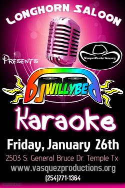 DJ willybe (Karaoke)