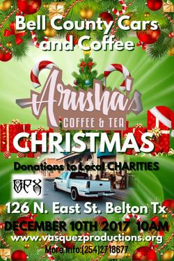 Cars and Coffee (Christmas Donation)