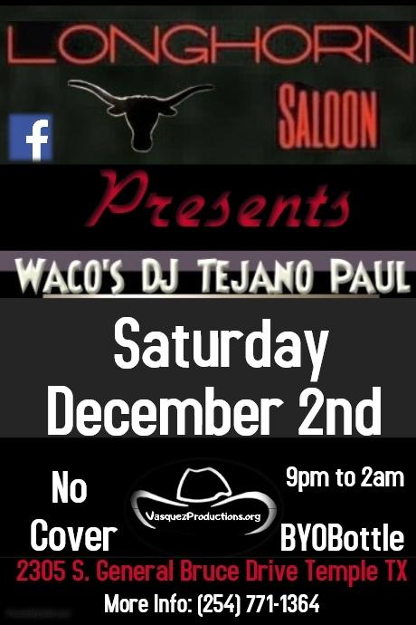 DJ Tejano Paul