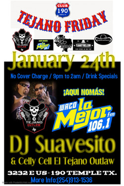 DJ Suavesito & Celly Cel