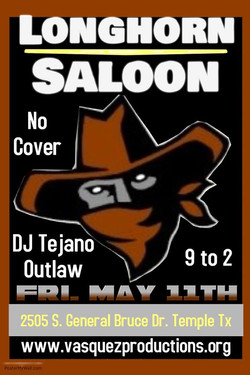 Tejano Outlaw