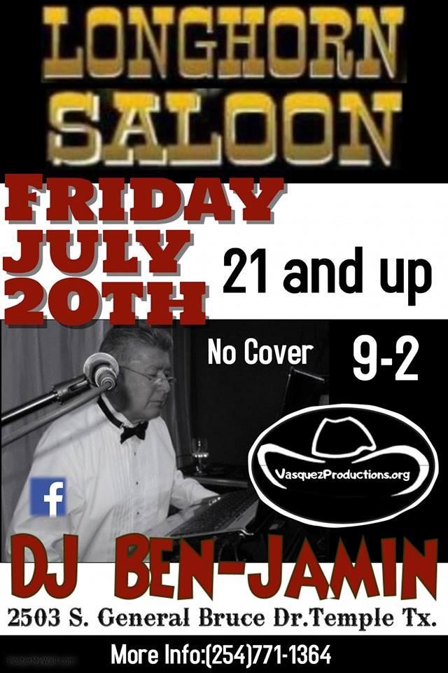 DJ Ben Jamin