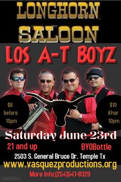 Los A-T Boyz