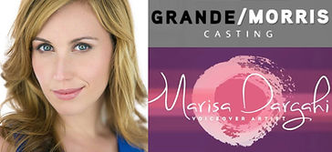 Marisa Dargahi (NYC & London Voiceover E