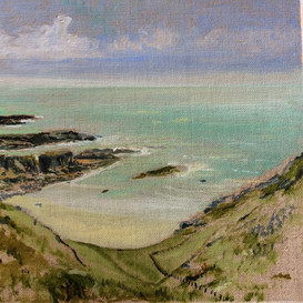 In descendants  Mull Score Beach