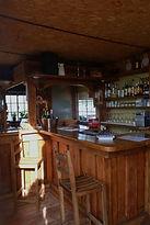 Vagon terraza bar caballos