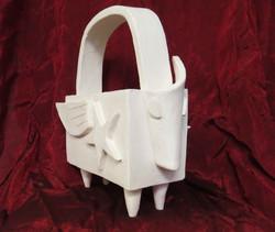 bull white 3