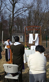 ELGC Easter Service and Fellowship
